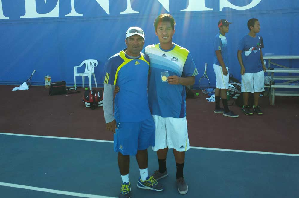 John Lieu wins 2 tournaments back to back