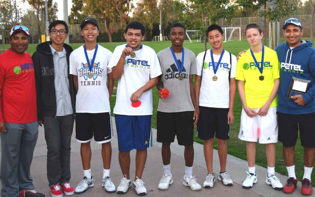 Boys U18 Satellite JTT – Champions!!