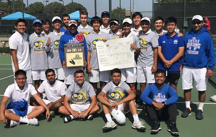 FVHS Wins first CIF Title